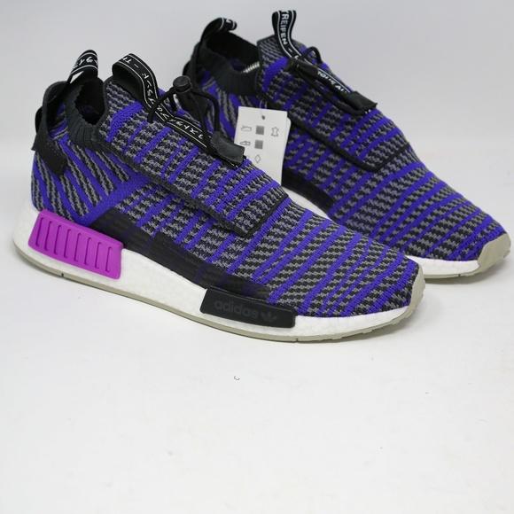 Ts Pk Primeknit Bb9177 Purple Grey
